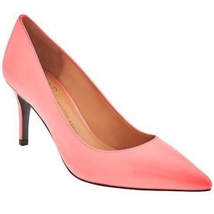 BANANA REPUBLIC Annetta Pointed Toe Leather Pumps